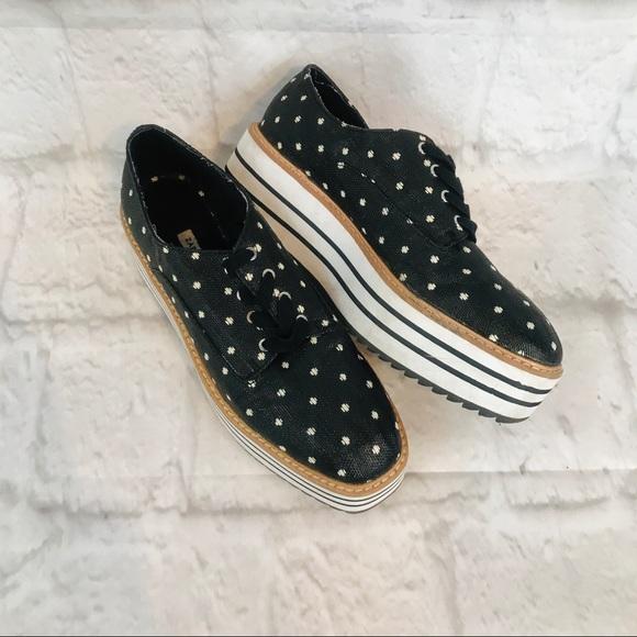 Zara Basic Platform Sneaker